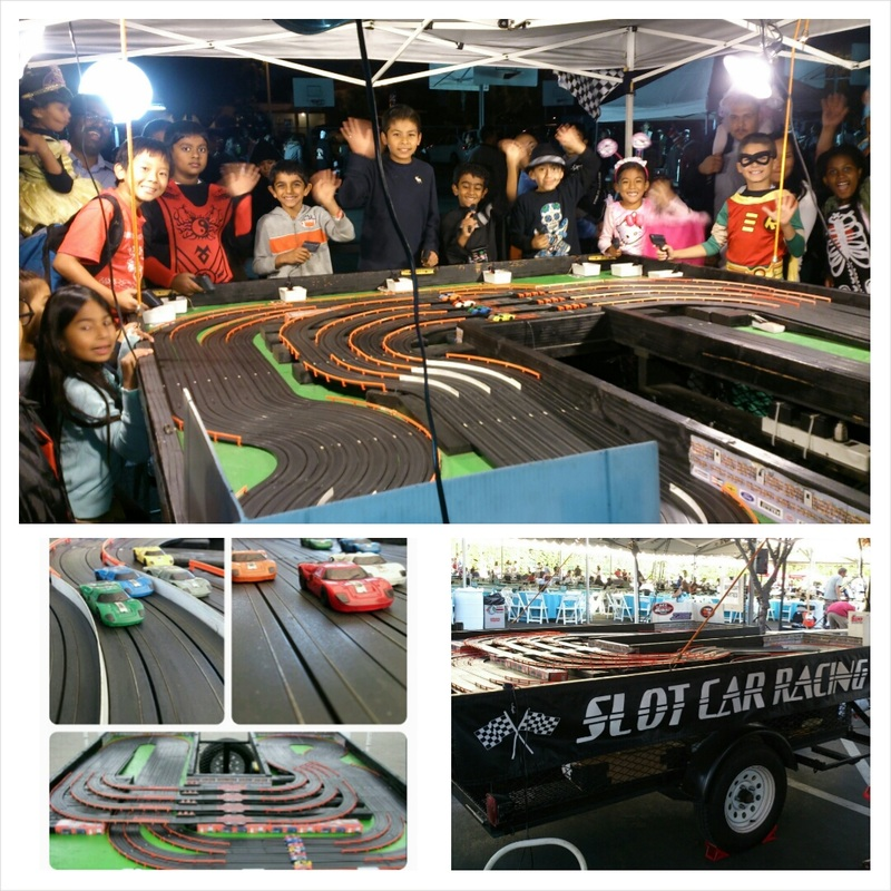 Racing Party Events(562) 773-5877, Mobile Slot Car Racing